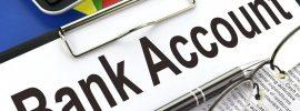Entreprise - compte bancaire